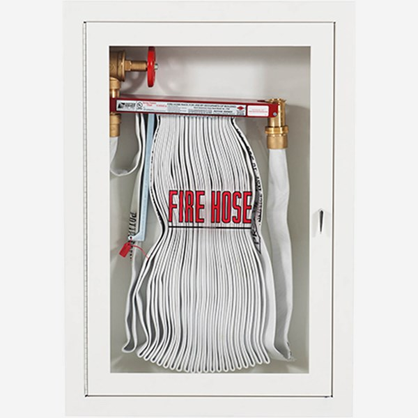 Fire Rated 1 5 Quot Fire Hose Rack Cabinet Potter Roemer