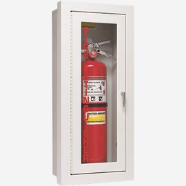 1700 Series Fire Extinguisher Cabinet