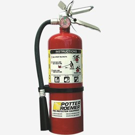 ABC Multi-Purpose Dry Chemical Portable Fire Extinguisher