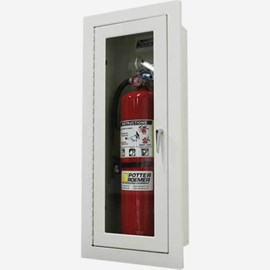 Recessed Alta Fire Extinguisher Cabinets