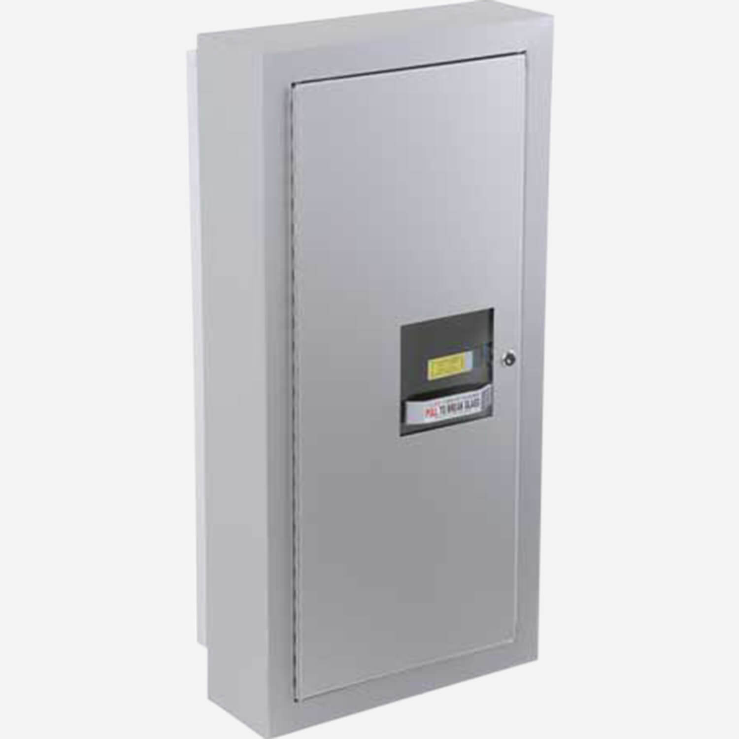Fire Rated Semi Recessed Alta Fire Extinguisher Cabinets
