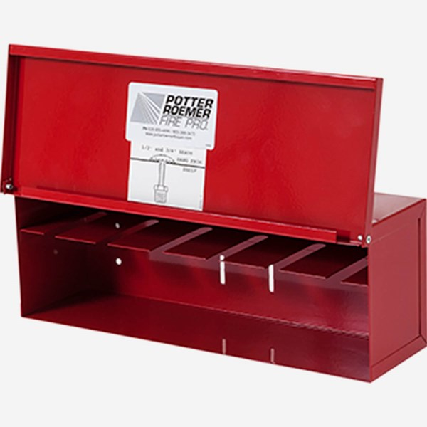 Spare Head Box for Fire Sprinkler System - Potter Roemer