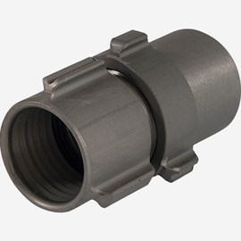 "1.5"" Size Extruded Aluminum Hose Coupling"