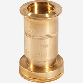 Adjustable Brass Fog Nozzle