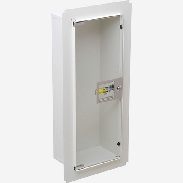 Trimless Buena Fire Extinguisher Cabinet Potter Roemer
