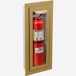 Recessed Loma Fire Extinguisher Cabinets