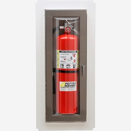 Trimless Loma Fire Extinguisher Cabinet