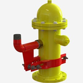 Hydrant Mount Assembly