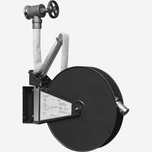 Water Retaining Devices : Quot hose reel assemblies with water retention device