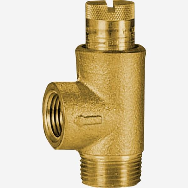 Fire sprinkler pressure relief valve potter roemer