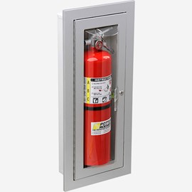 Fire Rated Recessed Loma Fire Extinguisher Cabinets