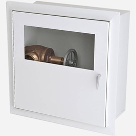 Fire Rated Trimless Alta Valve Cabinet