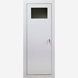 Fire Rated Recessed Alta Valve & Fire Extinguisher Cabinet