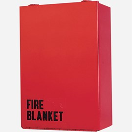 Surface Fire Blanket Cabinets