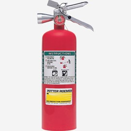 Halotron 1 Portable Fire Extinguisher