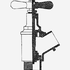 Male x Male Chicago Pattern Hose Valve