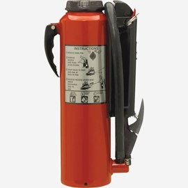 Purple-K Cartridge Operated Dry-Chemical Portable Fire Extinguisher