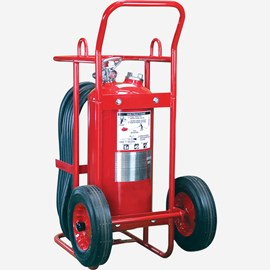 ABC Multi-Purpose Dry Chemical Wheeled Fire Extinguisher