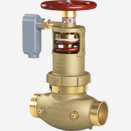 Reg-U-Matic™ Pressure Reducing and Adjustable Control Valve with Supervisory Switch - Straight Valve